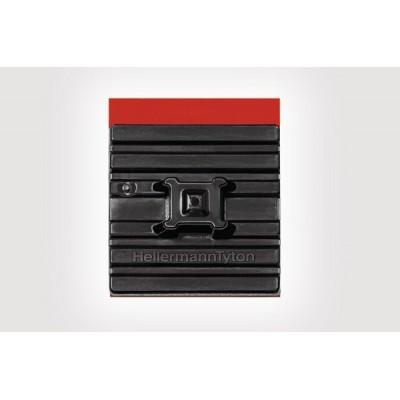 Elastyczny element mocujący FlexTack FMB4APT-I-PA66HS-BK 100szt. HellermannTyton 151-01527