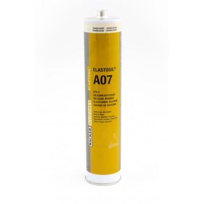 Zalewa silikonowa ELASTOSIL A07 TRANSLUZENT 310ml 25szt. Wacker Chemie RTV-1 70105002