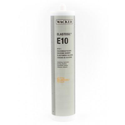 Uszczelniacz silikonowy ELASTOSIL E10 ROT 310ml 25szt. Wacker Chemie RTV-1 60008050