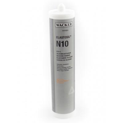 Zalewa silikonowa ELASTOSIL N10 TRANSPARENT 310ml 25szt. Wacker Chemie RTV-1 60082071