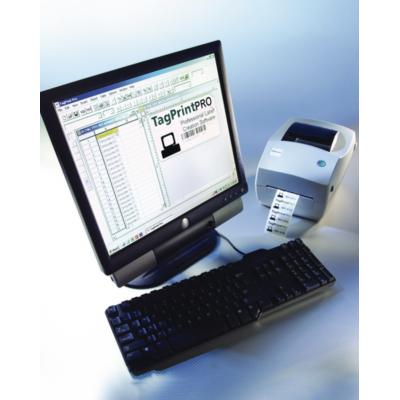 Wynajem - Laptop z oprogramowaniem do projektowania oznaczeń Tagprint PRO v.4 HellermannTyton 556-00051