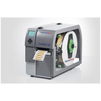 Przemysłowa drukarka termotransferowa stołowa, dwustronna TrackMark DS. HellermannTyton 556-05000