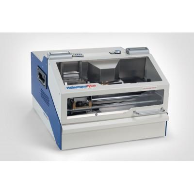 Urządzenie do automatycznego wytłaczania oznaczeń na szyldach metalowych MBOSS Compact