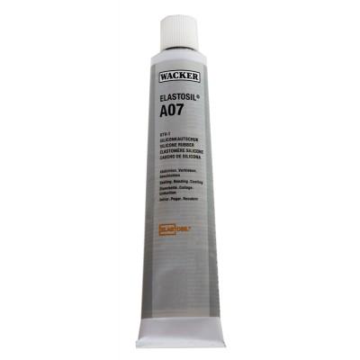 Zalewa silikonowa ELASTOSIL A07 TRANSLUZENT 90ml 24szt. Wacker Chemie RTV-1 60006092