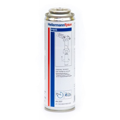 Pojemnik z gazem do opalarki P445 HellermannTyton 391-90101