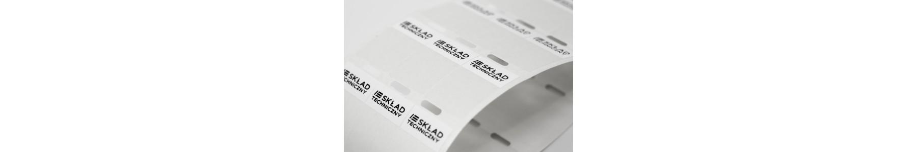 Etykiety samolaminujące z indywidualnie zaprojektowanym nadrukiem